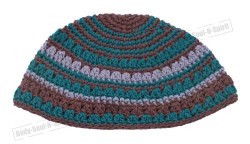 Holy Covering Frik Cap cupola Yarmulke Knitted Tribal Jewish Yamaka Kippa Hat