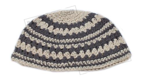 Frik HOLYLAND Kippa Israel Hat Covering Cap cupola Yarmulke Knitted Tribal Jewish Yamaka