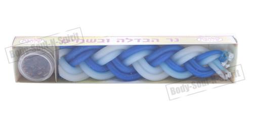 Jewish Havdalah Candle Wick wax PERFUME Shabbat Havdalla Judaica Shabbos Holiday