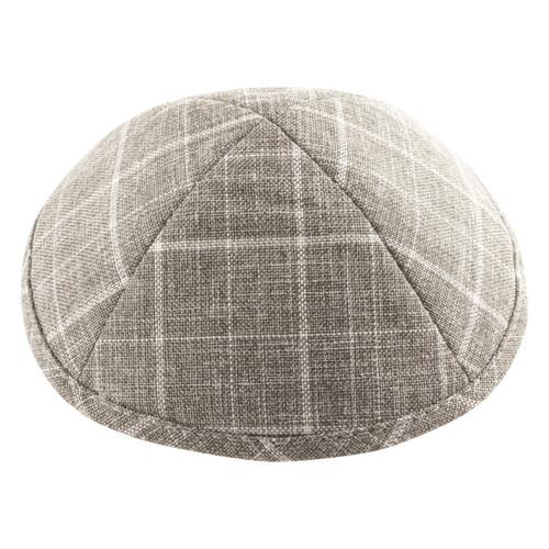 Squares FABRIC Cloth Kippa 19 cm  Yarmulke Tribal Jewish Yamaka holy Israel cap