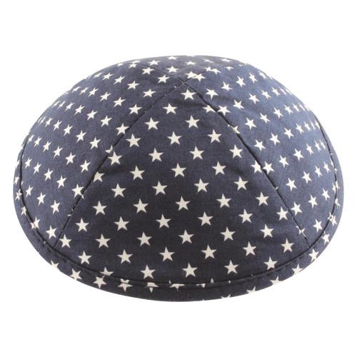 Cloth STARS Kippah 19 cm Yarmulke Tribal Jewish Yamaka Kippa holy Israel cap