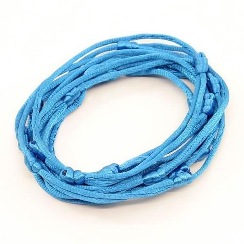 Sky Hand Made Lucky String Kabbalah Bangle Bracelets success luck Bracelet