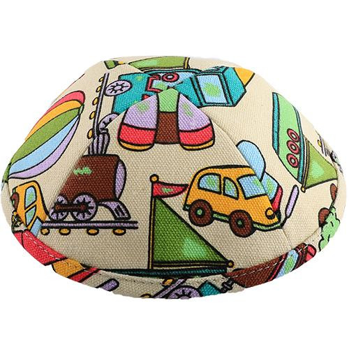 Children Colorful Kippah design Yarmulke Tribal Jewish Yamaka BEST HOLYLAND GIFT