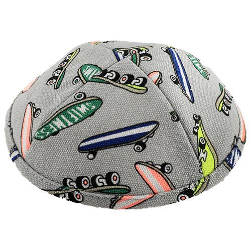 Colorful Children design Kippah Yarmulke Tribal Jewish Yamaka BEST HOLYLAND GIFT