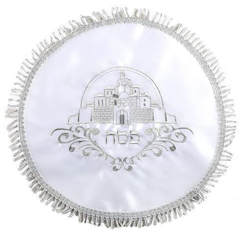MATZA / MATZOH Cover Jewish Classic Judaica Design PASSOVER Seder Pesach