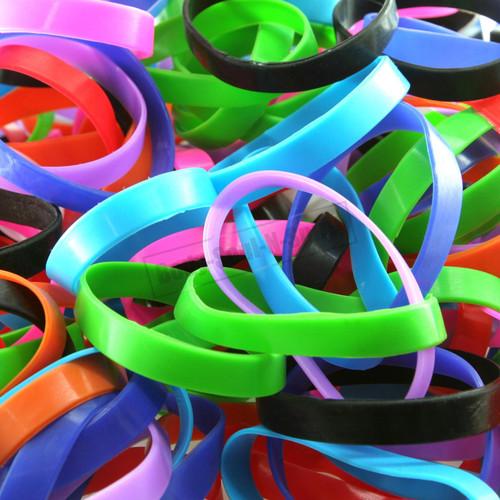 Protection Mix Silicone kabbala Wrist powerful Rubber Bracelet karma Success