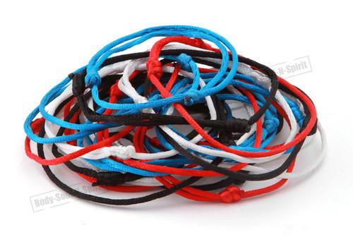Unisex Wristband Powerful Hand Lucky String Kabala Bracelet Bangle Urban Gift