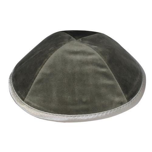 Velvet covering Cap Beanie Jewish Kippah Yamaka Holyland best gift Yarmulke Hat