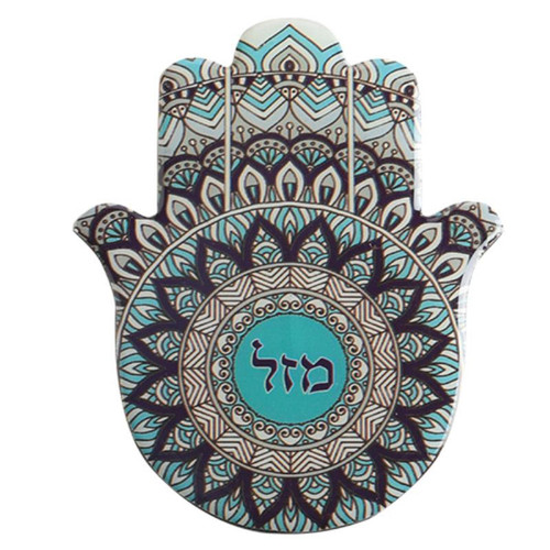 Hamsa Hand Lucky Magnet Special signs against evil eye Gift