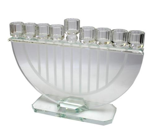 Hanukkah Menorah Crystal Harp Design Luxurious Candles/Oil elegant Style lamp