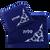 Hebrew Embroidered Tallit Talis Tefillin SKY VELVET Prayer Cover Carry BAGS #010