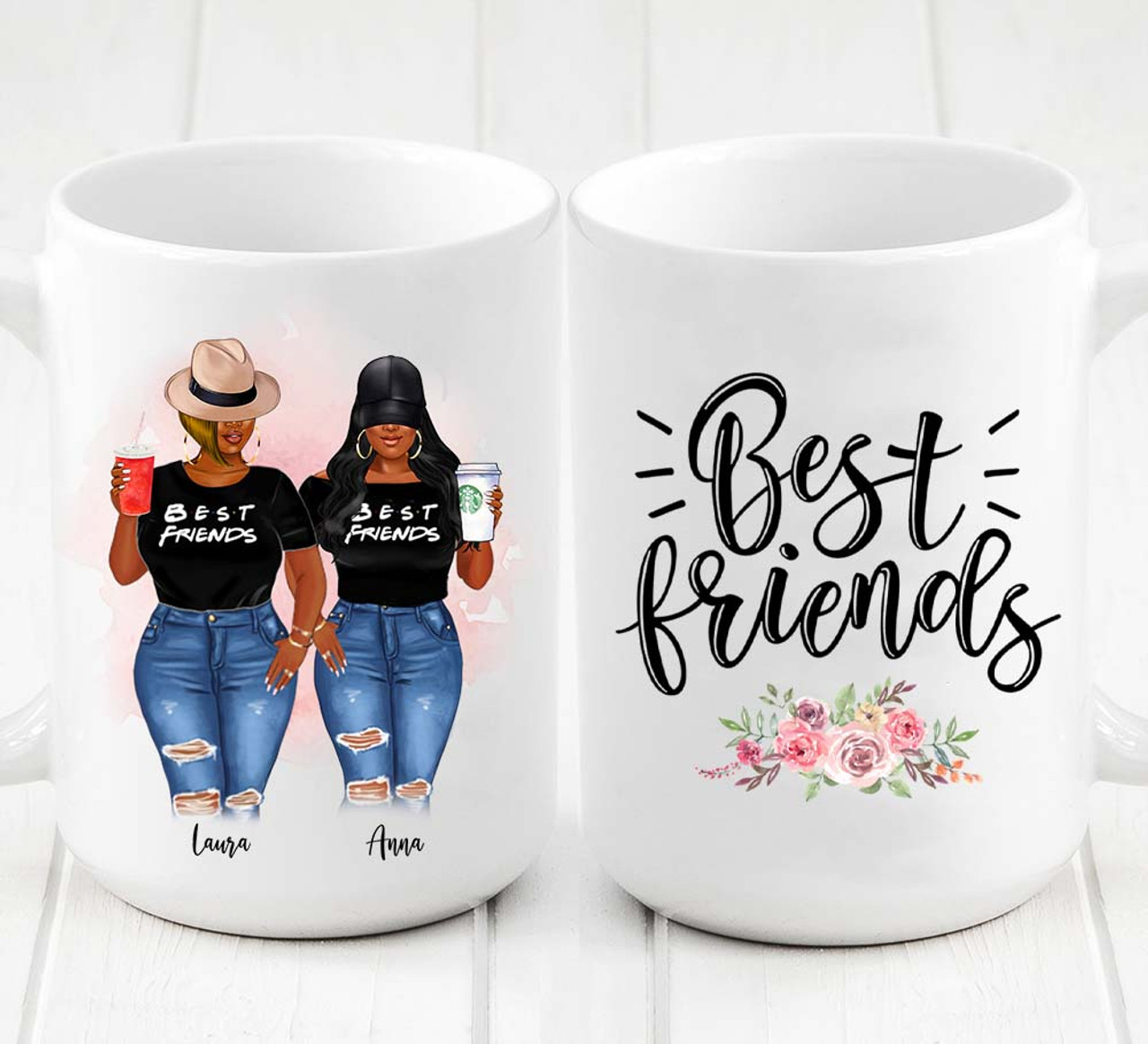 Personalized Mug Best Friend Personalized Gift For Best Friend 2