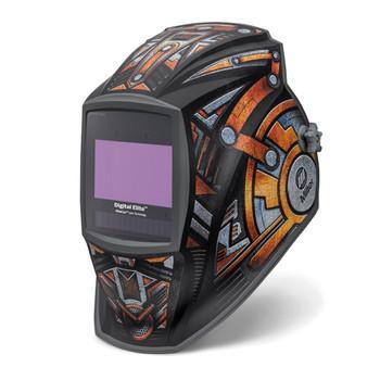 Miller Helmet Digital Elite™, Gear Box ™