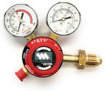 Weldmark Medium Duty Acetylene Regulator