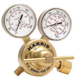 Harris® Model 425-125-540 Heavy Duty Oxygen Single Stage Regulator, CGA-540