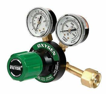 WELDMARK Heavy Duty Oxygen Regulator
