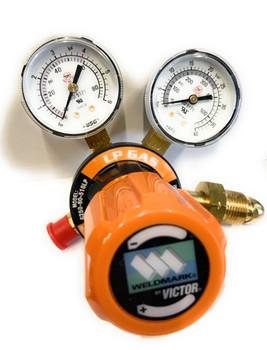 WELDMARK By Victor Medium Duty LP Gas Regulator