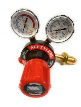 WELDMARK By Victor Heavy Duty Acetylene Regulator