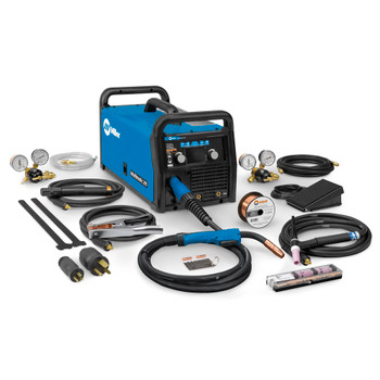 Miller Multimatic 215 w/ TIG Kit 951674