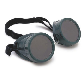Lincoln Electric KH627 Welding Brazing Cup-Style Safety Goggle, Gray (Pack of 1)