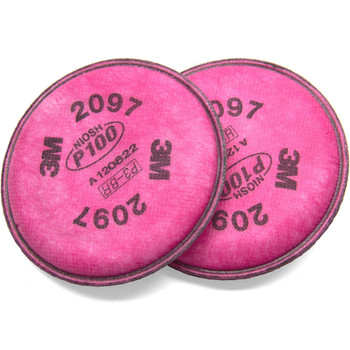 3M 2097 Particulate Filter (1PR)