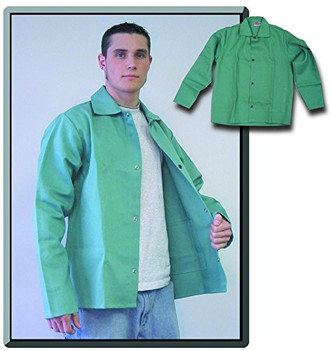 Weldmark by Revco FR Cotton Jacket Large …