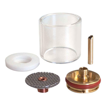"CK D2GS418LD 2 Series Large Gas Saver KIT for 1/8"" w/Glass Cup …"