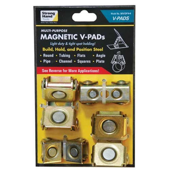 Strong hand Tools MVDF44 Adjustable Magnetic V-Pads, 4-Piece …