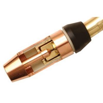 """Bernard NST-3818B Centerfire Nozzles, 1/8"""" Tip Recess, 3/8"""""""