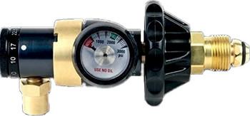 ACCU-TROL ACU-200 Argon/CO2 Regulator for MIG or TIG Welding 1/EA by Western Enterprises