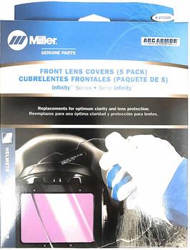 Miller Front Lens Cover 5 Pack - 271320