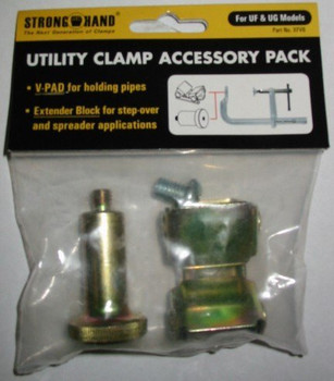STRONG HAND 4-IN-1 CLAMP ACCESSORY KIT ~ fits UF & UG