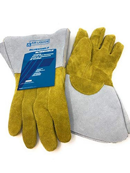 BLUESHIELD™ Pipeliner Welding Gloves by Air Liquide