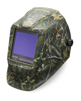 Lincoln Electric Viking 3350 White Tail Camo Welding Helmet with 4C Lens Technology - K4412-4