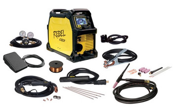 ESAB Rebel EMP 205ic AC/DC