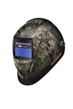 WELDMARK 9-13 Variable Shade Auto-Darkening Welding Helmet (CAMO)