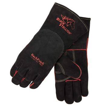 Black Stallion 360 HighQuality Select Shoulder Split Welding Gloves w/BackPatch