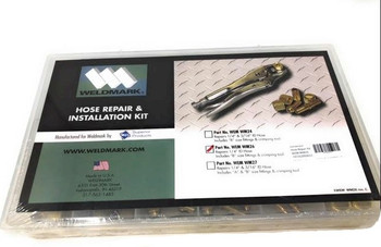 "Welding Hose 1/4"" Repair Kit by Weldmark"