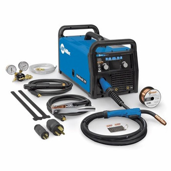 Multimatic® 215 Multiprocess Welder 907693