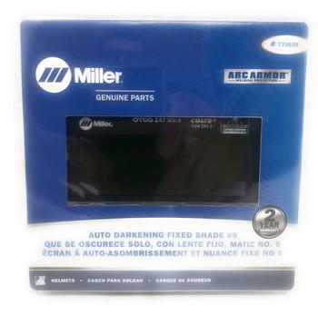 Miller Lens Auto Darkening Fixed Shade 9