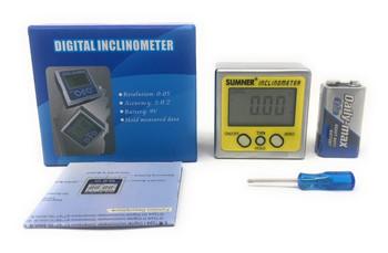 SUMNER Magnetic Digital Inclinometer