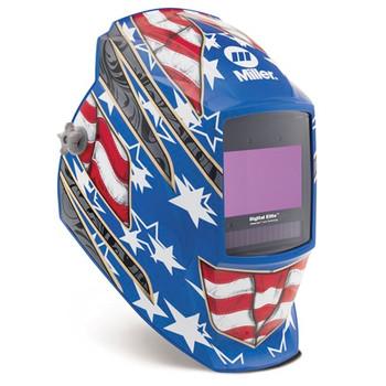 Miller Helmet Digital Elite™, Stars & Stripes III™