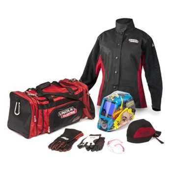 Lincoln Jessi Combs Women's Welding Gear Ready-Paks®