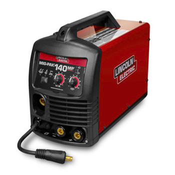 Lincoln Electric  MIG PAK 140MP  MULTI PROCESS Welder