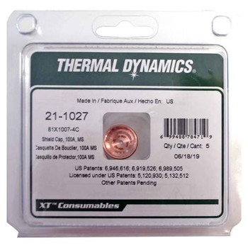 Thermal Dynamics Shield Cap 100A (5PK)