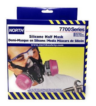 North Silicone Half Mask