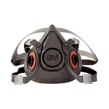 3M™ Half Facepiece Reusable Respirator 6200/07025(AAD), Medium, 1 Each
