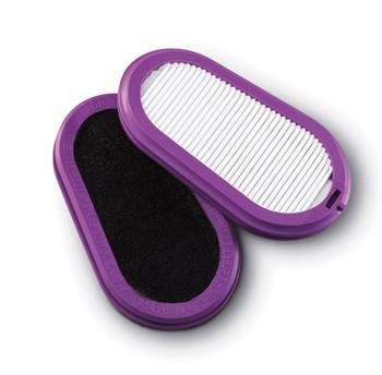 Miller Respirator Filters, For P100, (1PR)