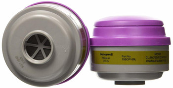Honeywell 75SP100L Defender Multi-Purpose Cartridge with P100 Filter (1PR)