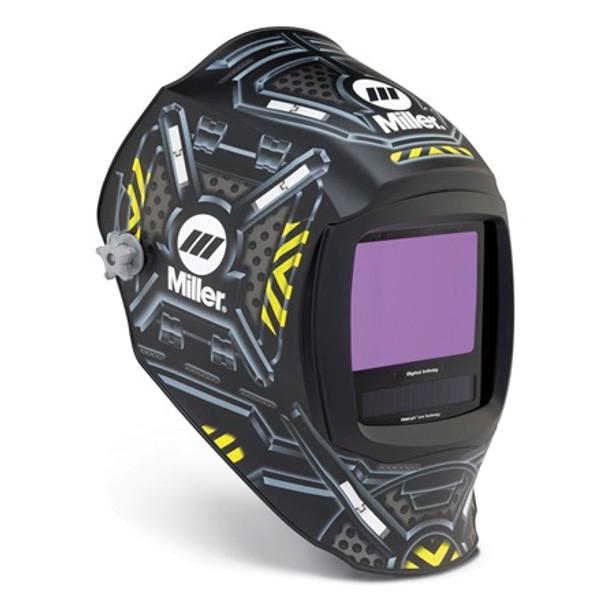 Miller Helmet Digital Infinity™, Black Ops™